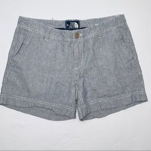 The North Face Line. blend Striped Shorts (2Long)